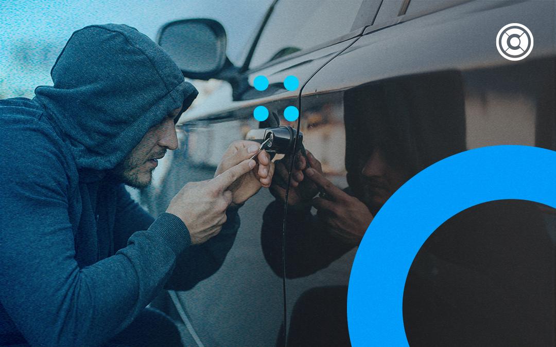 Robo de auto: ¿sabes qué hacer si se roban tu coche?