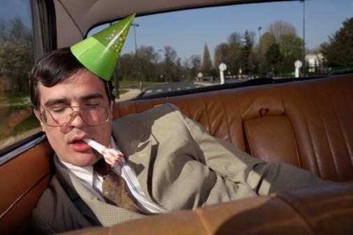 Ríete de los peores pasajeros de Uber y Cabify