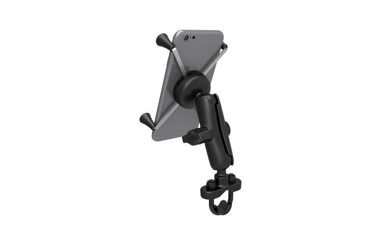 Gadgets para motos - Base para teléfono