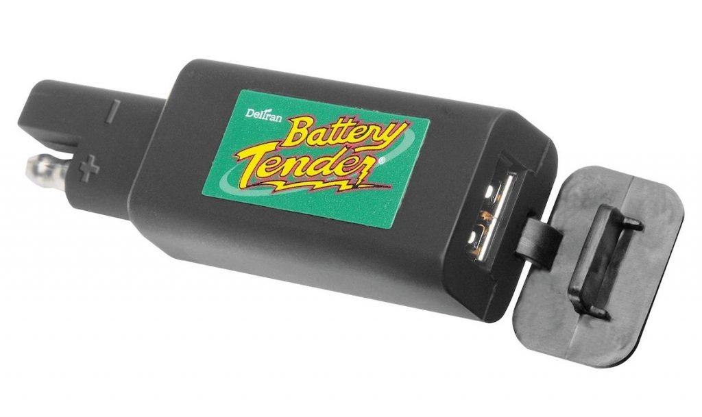Cargador USB para motos