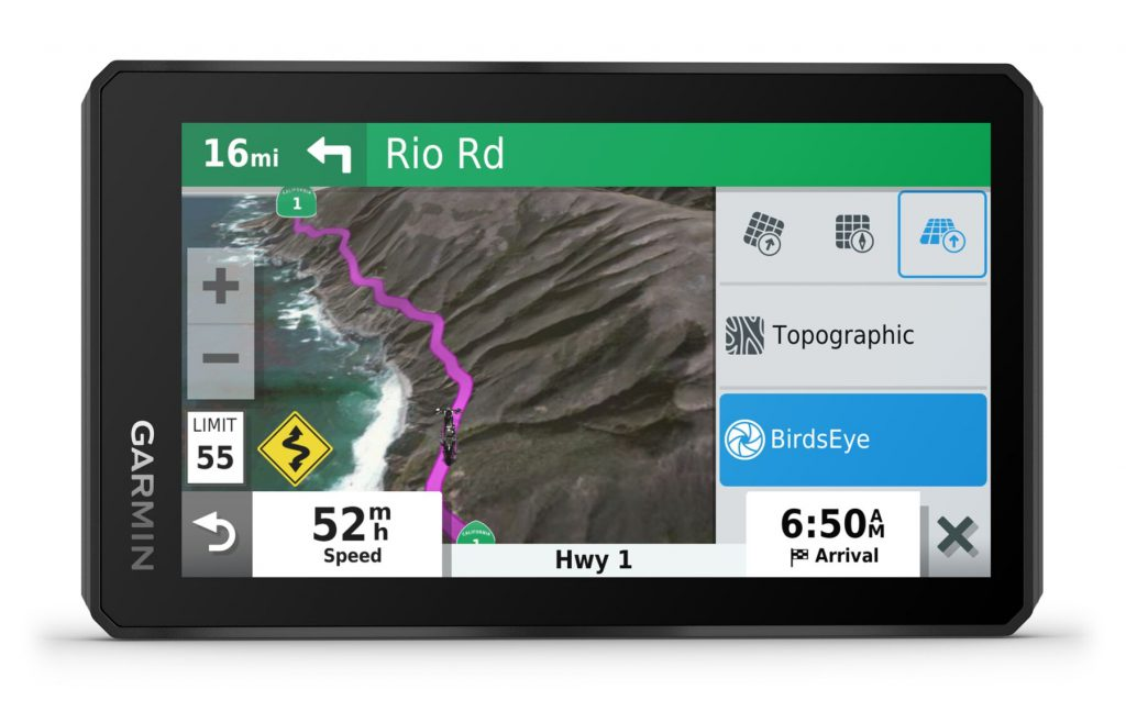 GPS para motos