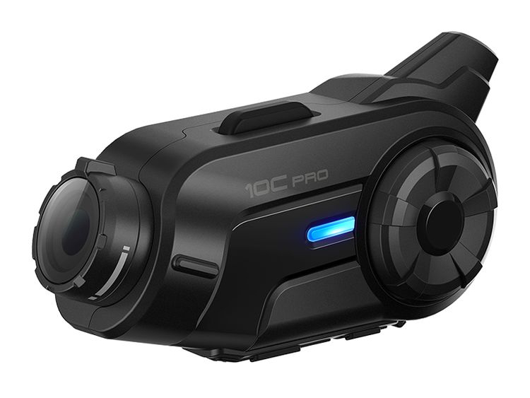Gadgets para motos - Sena 10C Pro